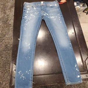 True religion Jean's size 33